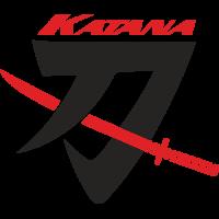 Sticker SUZUKI KATANA (3)