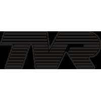 Sticker TVR Logo