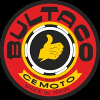 Sticker MOTO BULTACO Logo (4)