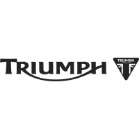 Sticker TRIUMPH Logo (2)