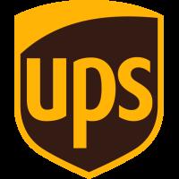 Sticker UPS
