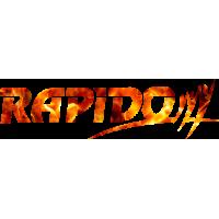 Sticker RAPIDO FIRE
