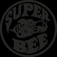 Sticker DODGE Super Bee (2)