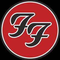 Sticker Foo Fighters 4
