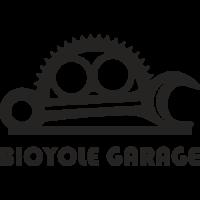 Sticker Bicycle Garage