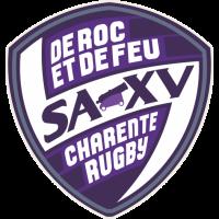 Sticker Rugby SA XV Charente Agoulème