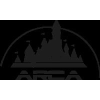 Sticker ARCA Disney