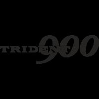 Sticker TRIUMPH 900 TRIDENT
