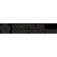Sticker Chrysler Corporation
