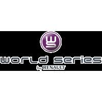 Autocollant Renault World Series