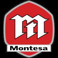 Sticker MOTO MONTESA Logo