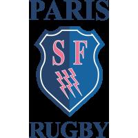 Sticker Rugby Stade Francais SF PARIS 3