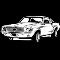 Sticker FORD Car (6)