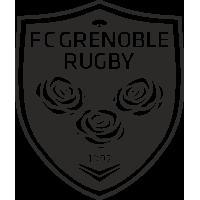 Sticker Rugby Grenoble