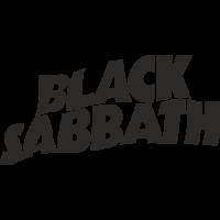 Sticker Black Sabbath