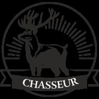 Sticker Déco Baril Chasse 2
