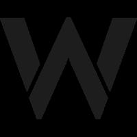 Sticker logo WILLIAMS RACING F1