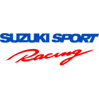 Sticker SUZUKI Sport Racing