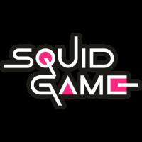 Sticker Squid Game logo 2