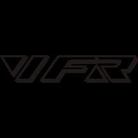 Sticker HONDA VFR NOIR