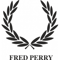 Sticker Fred Perry