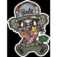 Sticker bomb Jdm Bandit Assis Paul