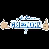 Sticker Antoine Griezmann 7