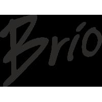 Sticker HYUNDAI Brio