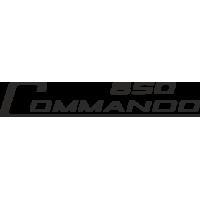 Sticker NORTON Commando 850