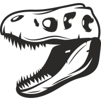 Sticker Dinosaure 10