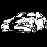Sticker FORD Car (9)