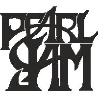 Sticker Pearl Jam 2