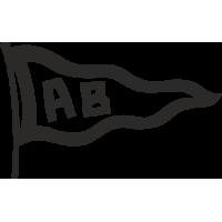 Sticker Rugby  Bayonne 2