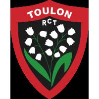 Sticker Rugby Club Toulonnais RCT TOULON