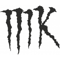 Monster Energy MK