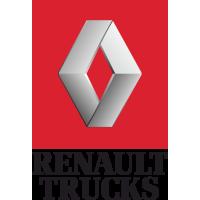 Autocollant Renault Truck