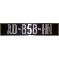 Collection AUTO 45.5x10 cm 2009