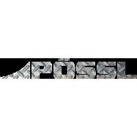 Sticker POSSL METAL