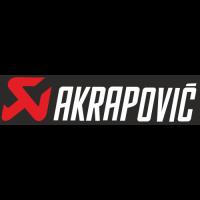 Sticker AKRAPOVIC Logo (2)