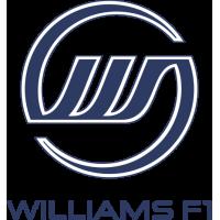 Sticker logo WILLIAMS F1