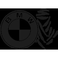 Sticker BMW 4x4 touareg