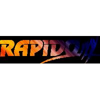 Sticker RAPIDO Custom 2