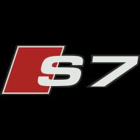 Sticker Audi S7