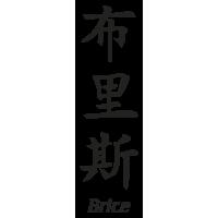 Prenom Chinois Brice