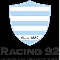 Sticker Rugby Racing 92 Le Club des Hauts-de-Seine