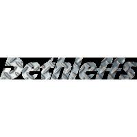 Sticker DETHLEFFS Metal