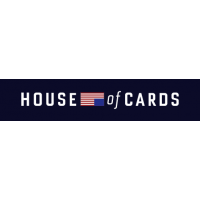 Sticker House Of Cards