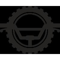 Sticker Vélo 10
