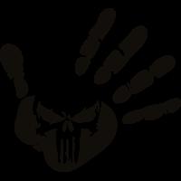 Sticker Punisher 14