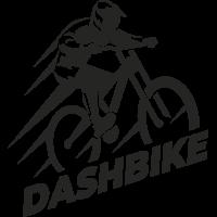 Sticker Dash Bike